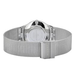 Skagen Men's Stainless Steel Mesh Watch