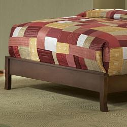 Filton Faux Leather Upholstered Queen-size Bed