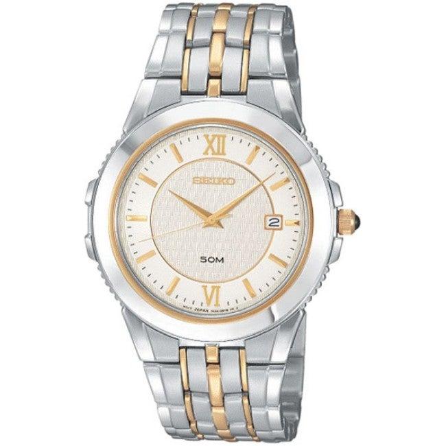 Seiko Men's Le Grand Sport Two-tone Watch