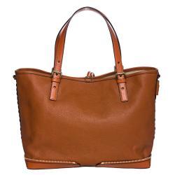 Chloe 'Ellen Moyen' Saddle Leather Tote Bag - Thumbnail 2