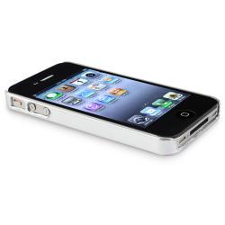 Rainbow Swirl Snap-on Case for Apple iPhone 4/ 4S - Thumbnail 2