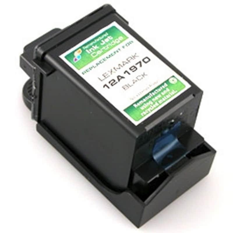 Lexmark 70/ 12A1970/ 50N/ 17G0050 Black Ink Cartridge (Remanufactured)