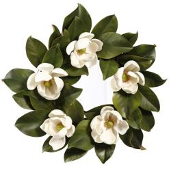 Magnolia 16-inch Wreath