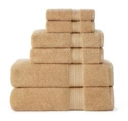 Celebration 7 Star Spa 6-piece Towel Set - Thumbnail 2