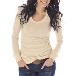 Lilac Clothing Women's Maternity Longsleeve Hailey Top - Thumbnail 2