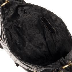 Fossil Black Monika Crossbody Leather Bag - Thumbnail 1