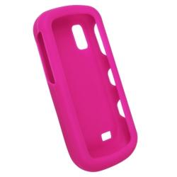 White/ Purple/ Black/ Hot Pink Skin Case for Samsung Solstice A887 - Thumbnail 1
