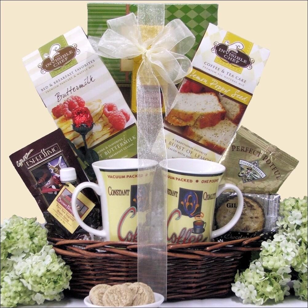Morning Gourmet: Gourmet Breakfast Gift Basket