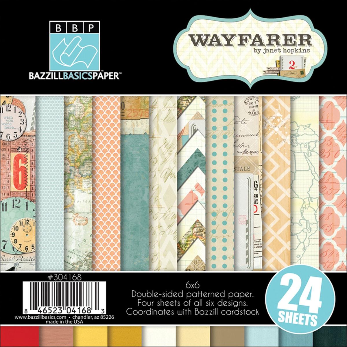 Wayfarer Multi-Pack 6X6 inches