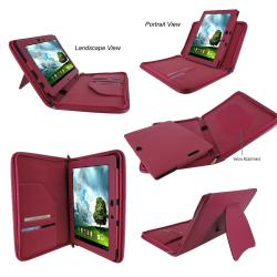 rooCASE Executive Leather Case Cover for Asus Transformer Pad TF300 - Thumbnail 1