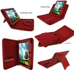 rooCASE Executive Leather Case Cover for Asus Transformer Pad TF300 - Thumbnail 2