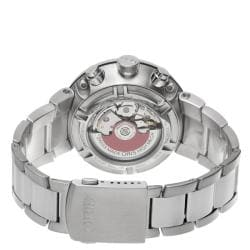 Oris Men's 'TT1 Chronograph' Grey Dial Stainless Steel Automatic Watch - Thumbnail 1