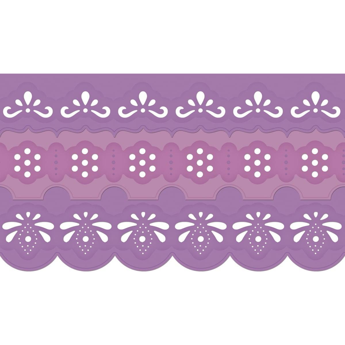 Spellbinders Edgeabilities Dies-Classic Decorative Inserts 4