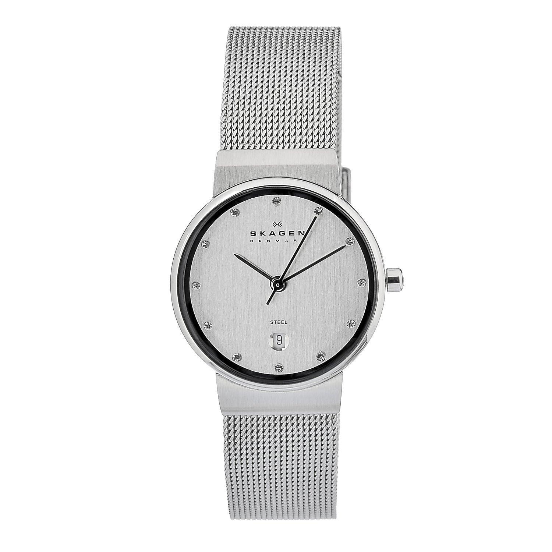 Skagen Women's Water-resistant Stainless Steel Quartz Watch