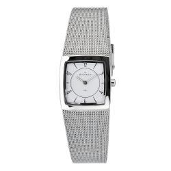 Skagen Women's Square Stainless Steel Watch