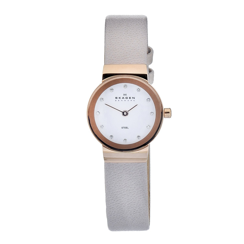 Skagen Women's Rose-goldtone Watch