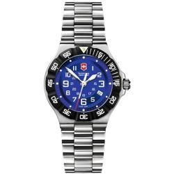 Victorinox Swiss Army Women's Summit XLT Blue Dial Stainless Bracelet Watch