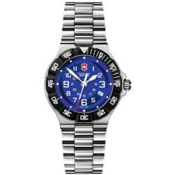 Victorinox Swiss Army Women's Summit XLT Blue Dial Stainless Bracelet Watch|https://ak1.ostkcdn.com/images/products/79/752/P14275622.jpg?impolicy=medium