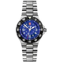 Victorinox Swiss Army Women's Summit XLT Blue Dial Stainless Bracelet Watch