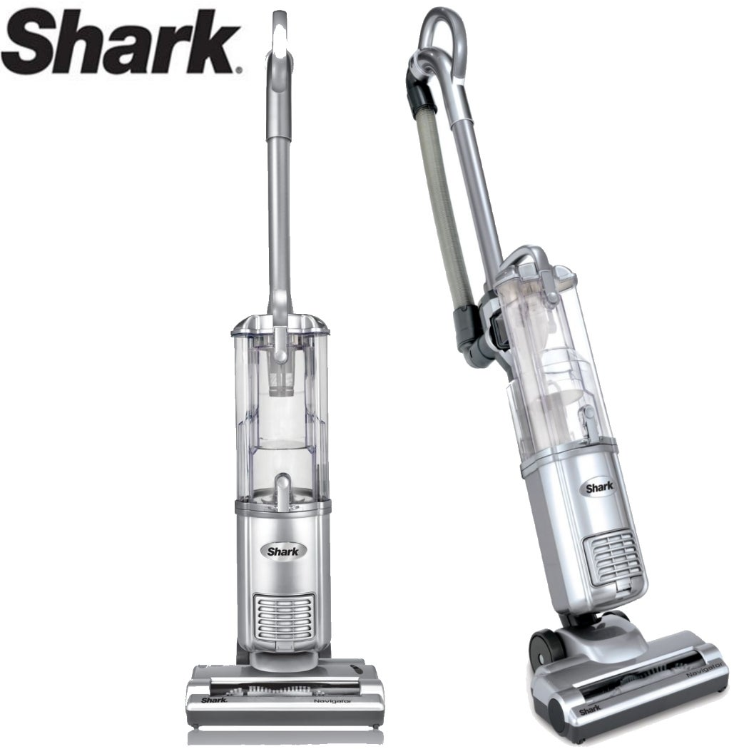 Shark NV100 Navigator Light Upright Bagless Vacuum Cleaner (Refurbished)