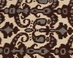nuLOOM Handmade Modern Ikat Natural Wool Rug (7'6 x 9'6) - Thumbnail 2