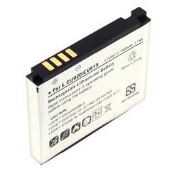 BasAcc Compatible Li-ion Standard Battery for LG CU920/ CU915