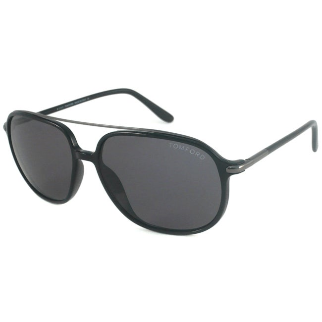 Tom Ford Men's TF0150 Sophien Round Sunglasses