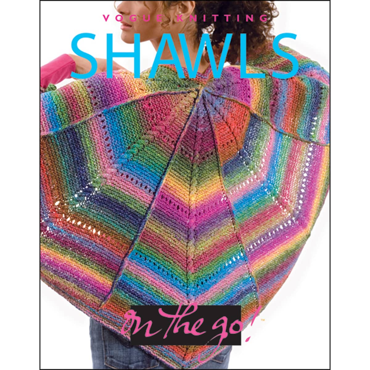 Vogue Books-Vogue Knitting On The Go: Shawls