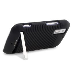 Holster/ LCD Protector/ Charger/ USB Cable for Motorola Photon MB855 - Thumbnail 2