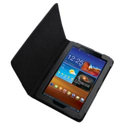Leather Case/ Screen Protector/ Chargers for Samsung Galaxy Tab 7.7 - Thumbnail 1