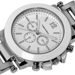 Vernier Women's Faux Chrono Pattern Bracelet Quartz Watch - Thumbnail 1