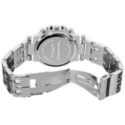 Vernier Women's Faux Chrono Pattern Bracelet Quartz Watch - Thumbnail 2