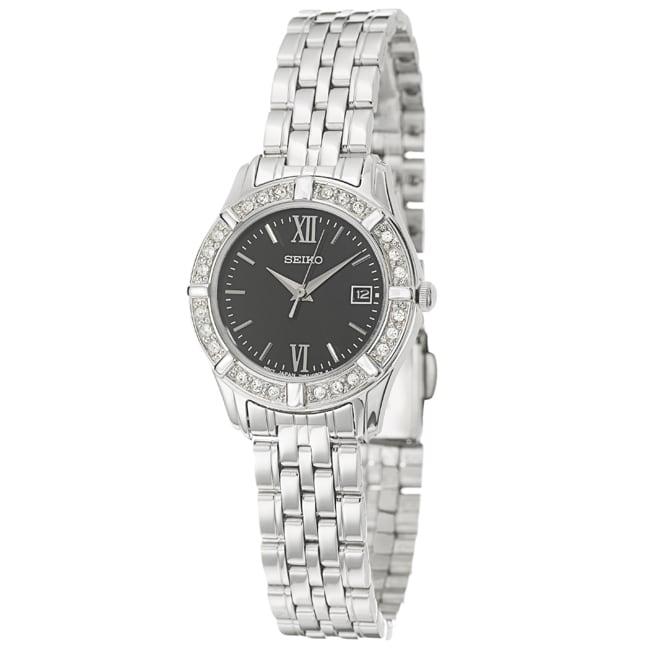 Seiko Women's 'Dress' Stainless Steel Quartz Watch