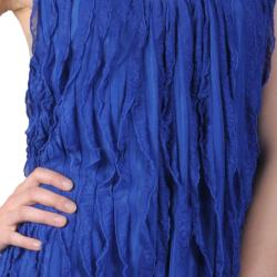Journee Collection Women's Contemporary Plus Scoop Neck Top