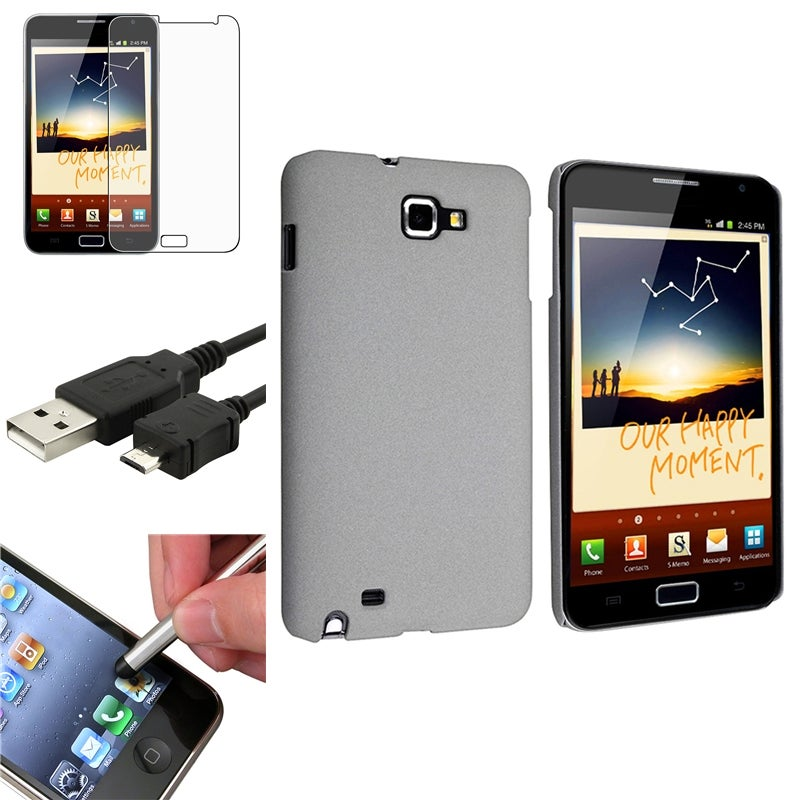 Case/ Cable/ Stylus/ LCD Protector for Samsung Galaxy Note N7000