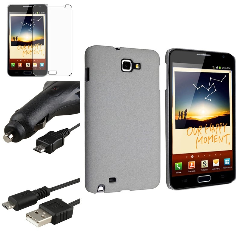 Case/ Cable/ Charger/ LCD Protector for Samsung Galaxy Note N7000