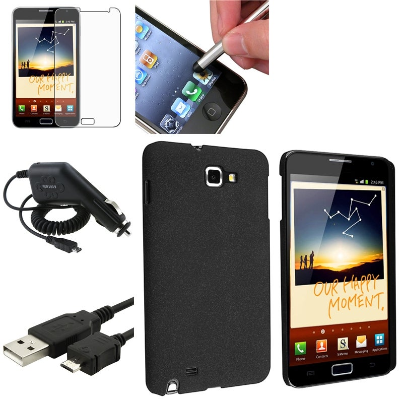 Case/ Charger/ Cable/ LCD Protector for Samsung Galaxy Note N7000