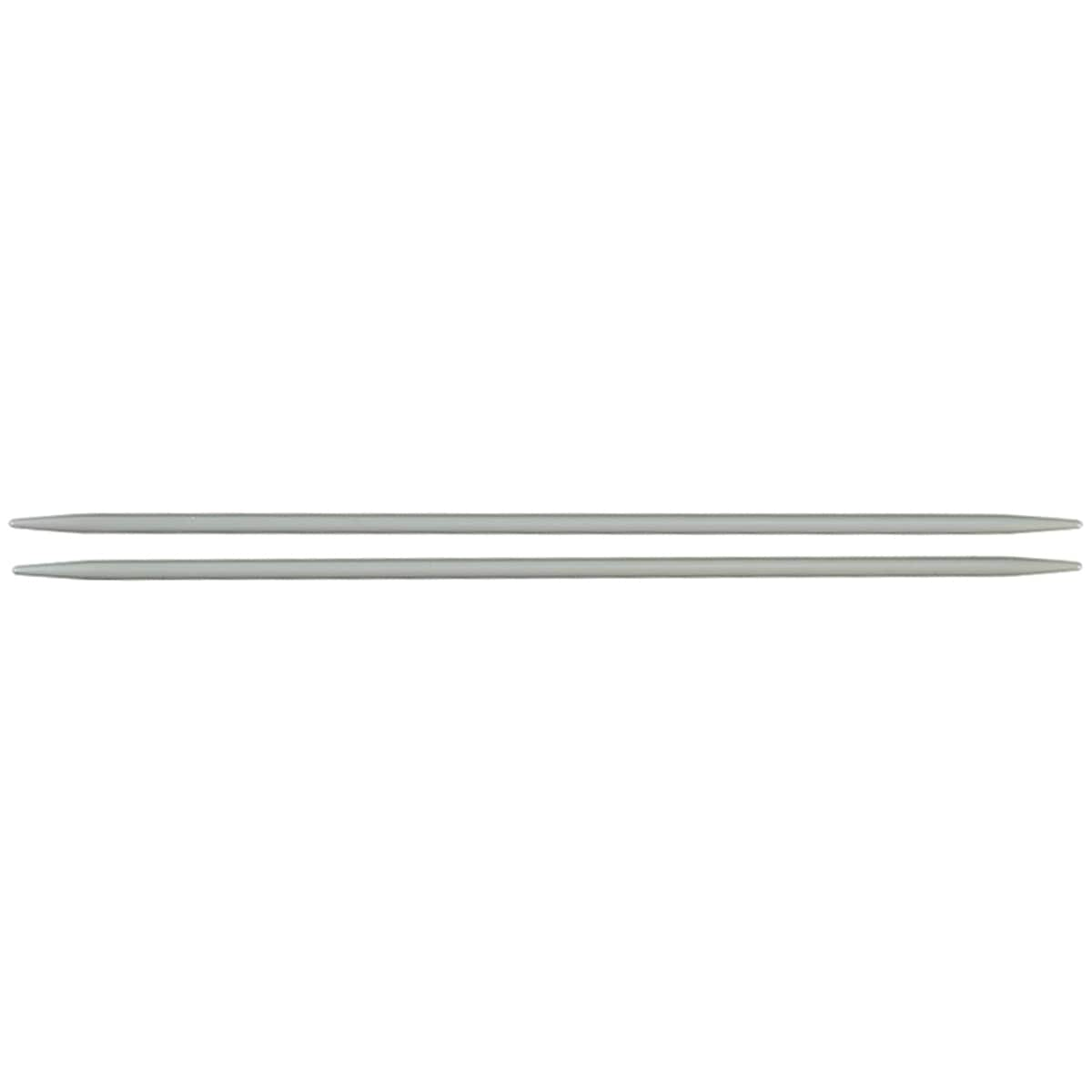 "Quicksilver Double Point Knitting Needles 10"" 4/Pkg-Size 9"