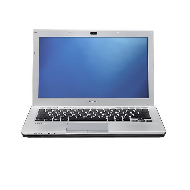 Sony VAIO VPC-SC31FM/S Laptop (Refurbished)