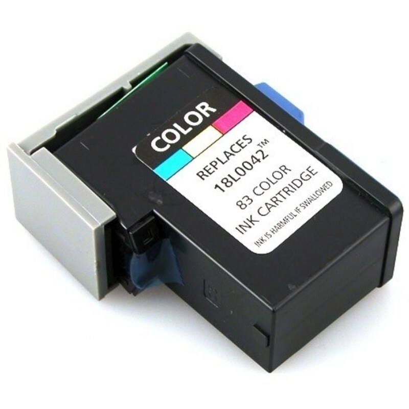 BasAcc Lexmark 83/ Dell 7Y745 Ink Cartridge (Remanufactured)