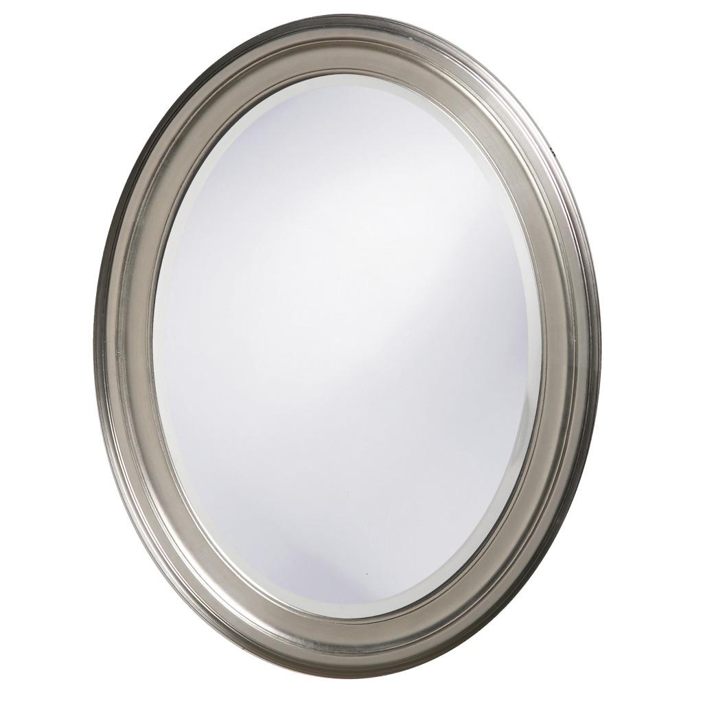 George Oval Mirror