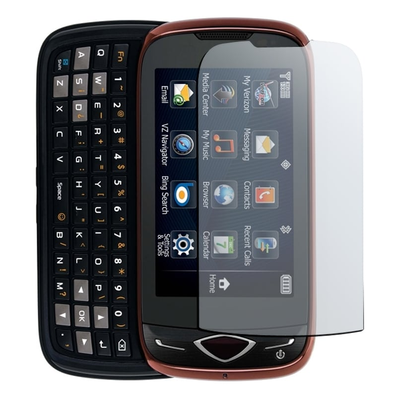 BasAcc Screen Protector for Samsung U820 Reality