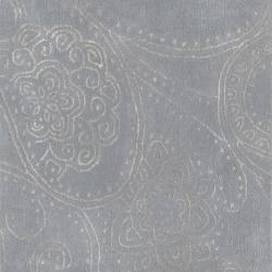 Candice Olson Hand-tufted Blue Eau Claire New Zealand Wool Rug (2' x 3') - Thumbnail 2