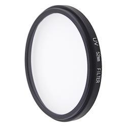 52-mm Circular Polarizing Lens Filter/ UV Lens Filter/ Filter Bag
