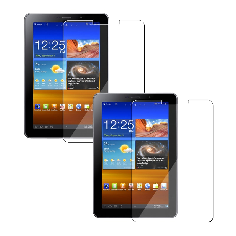 Screen Protector for Samsung Galaxy Tab 7.7-inch (Pack of 2)