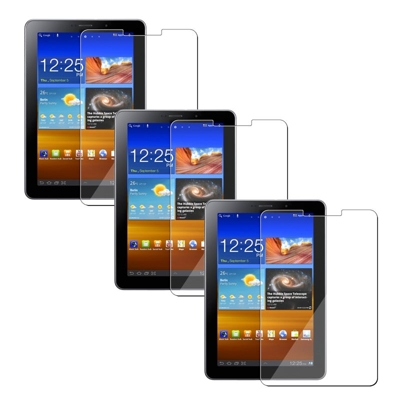 Screen Protector for Samsung Galaxy Tab 7.7-inch (Pack of 3) - Thumbnail 0