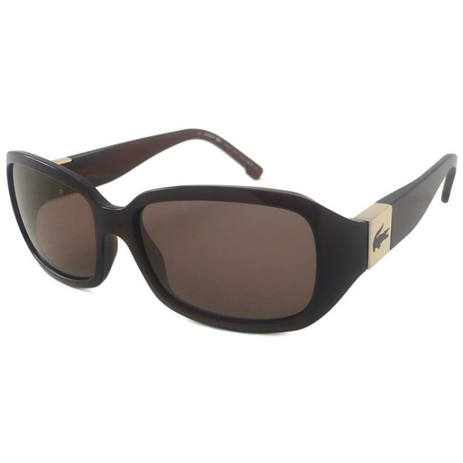 Lacoste Women's L505S Rectangular Sunglasses - Thumbnail 0