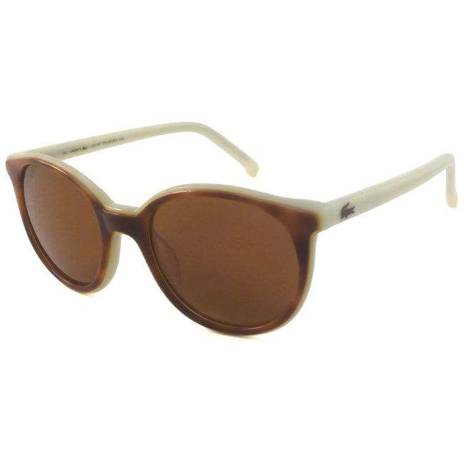 Lacoste Women's L601SP Polarized Sunglasses