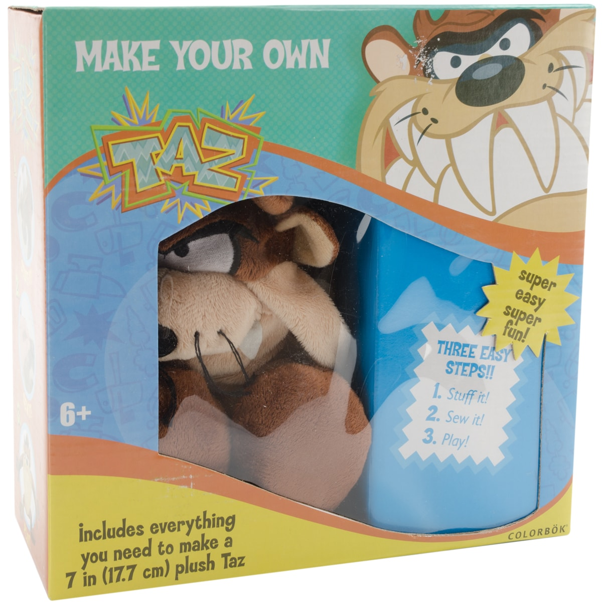 Make Your Own Taz Kit