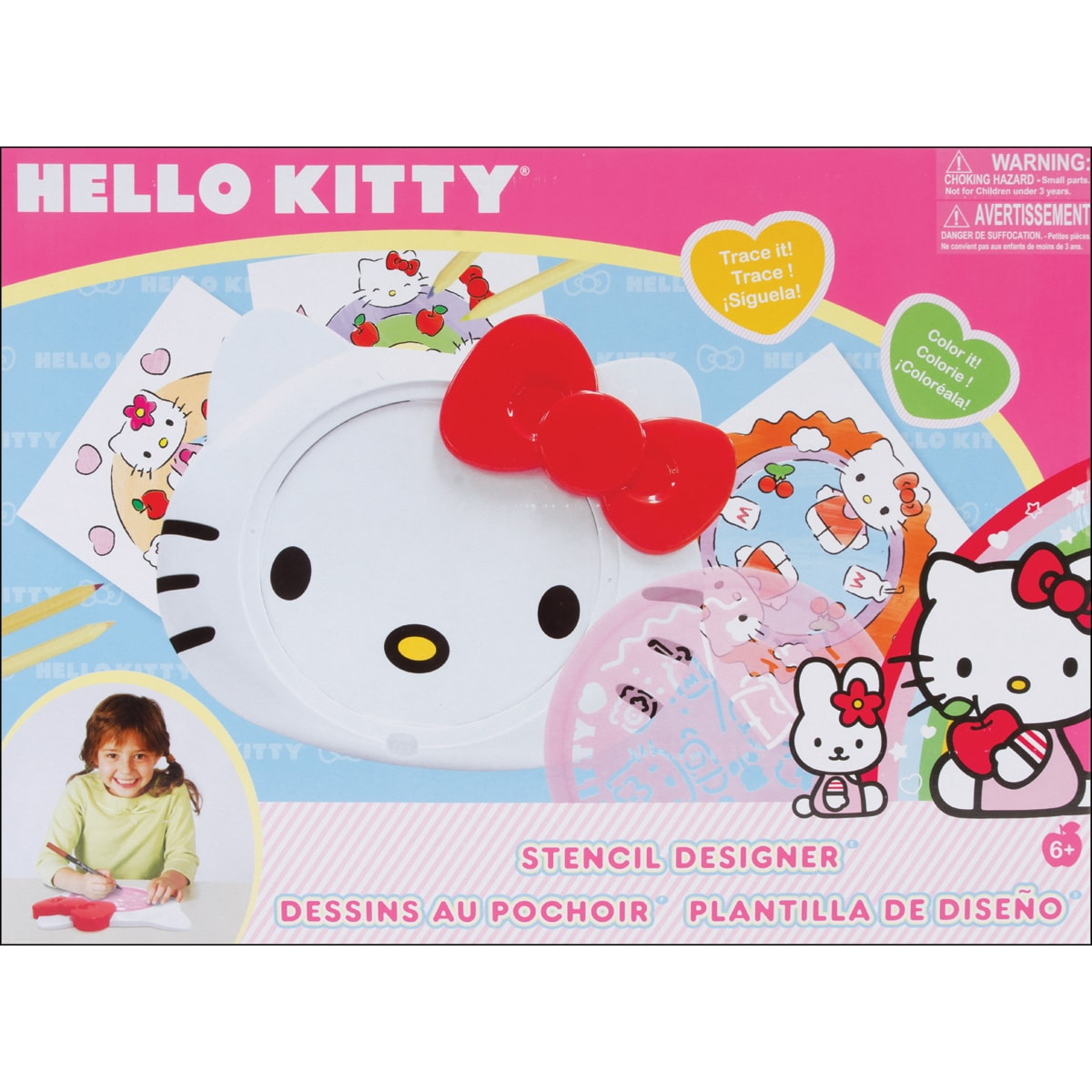 Hello Kitty Stencil Designer-Manual